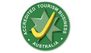 Visit Benalla is an Accredited Australian Tourism Business