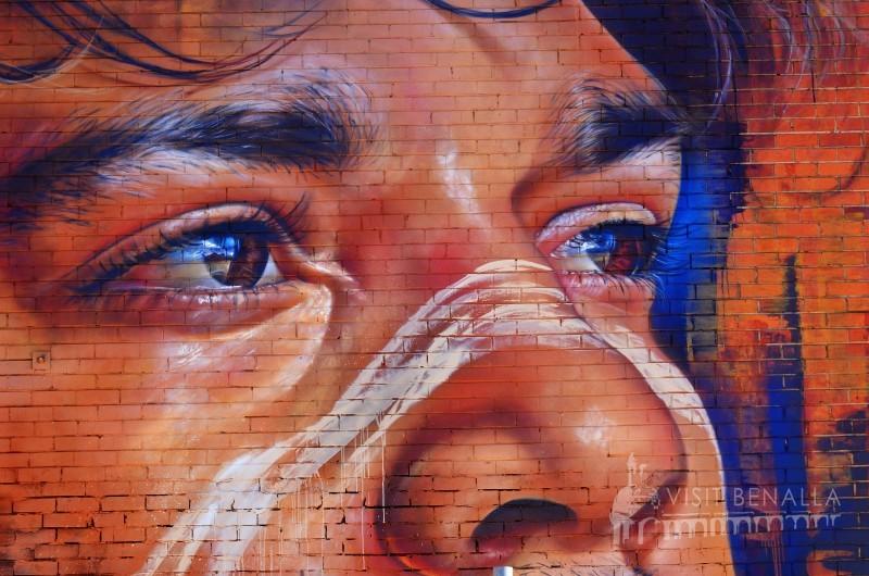 benalla street art - explore benalla